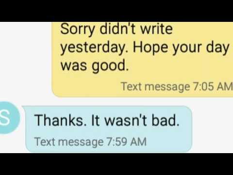 Narcissist brother text messages uploaded blames mom's accidental overdose on me