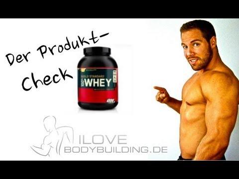 Optimum Nutrition Gold Standard 100% Whey - Ist es wirklich so gut?