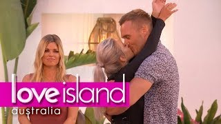 Eden and Erin's lovestory | Love Island Australia 2018