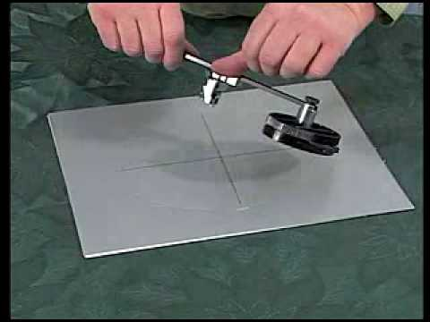 Logan Oval and Circle Mat Cutter