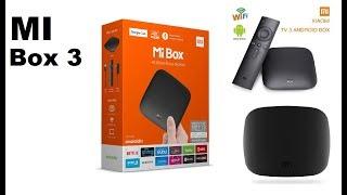 MI BOX 3 SETUP and Review (in bangla)