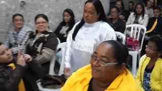 Peça De Santificação Muito Forte - Igreja A.d.filhos Da Promessa Festividade 2016