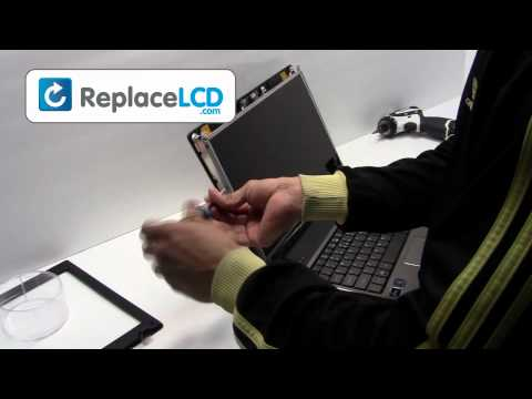 Acer Aspire LCD Screen Installation Guide - Replace Fix Repair Install Laptop 5536 5251