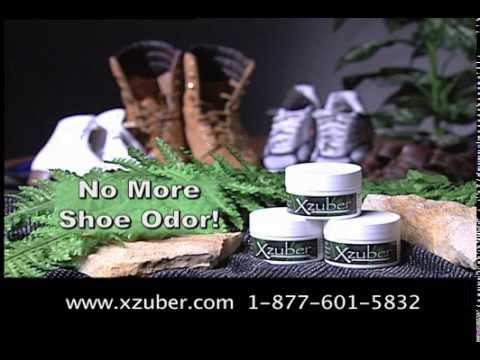 Foot Odor, Body Odor & Shoe Odor treatment. All-Natural Odor Eraser-Xzuber®