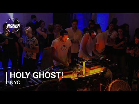 Holy Ghost! Boiler Room NYC DJ Set