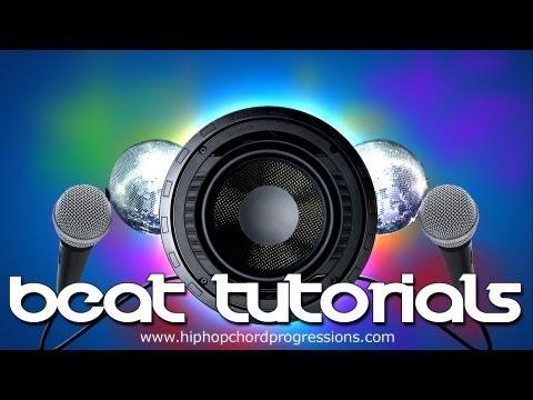 Reason 8 Propellerhead Todaysbeats.net GarageBand ipad Rap Beats Hip Hop Instrumentals on iPad Pt 1