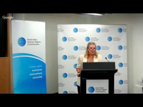 *Live* RightsTalk: Gender-based violence at work with Jane Aeberhard-Hodges