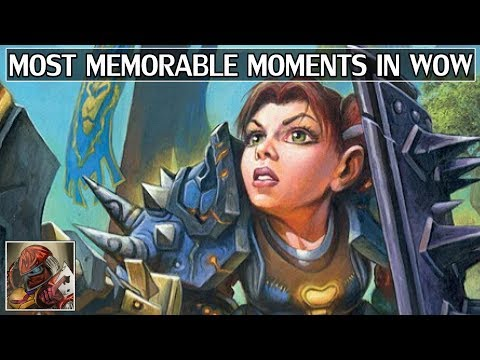 World of Warcraft's Most Memorable Moments