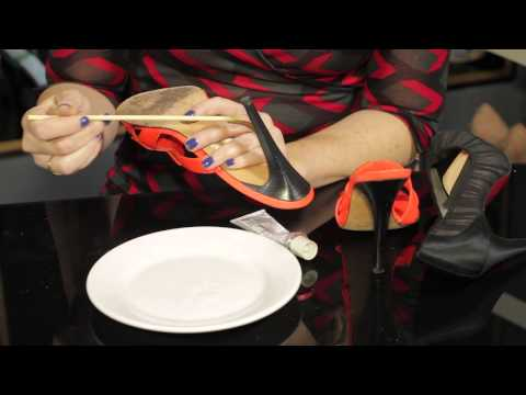 How to Fix Deteriorating Shoes : Women's Shoes