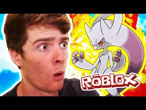 SECRET MEWTWO! / Pokemon Legends / Roblox Adventures