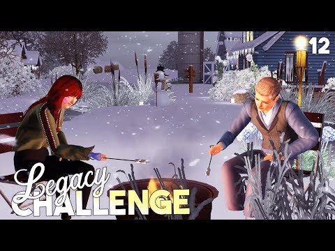 Sims 3 || Legacy Challenge: THE PERFECT DATE - PART 12