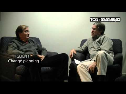 Coded Role Play of Motivational Interviewing Part 4a: Commitment and Planning