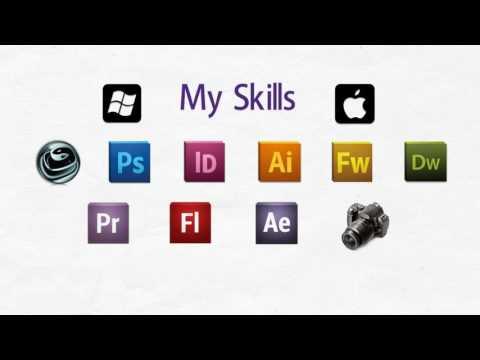 Graphic Designer Online Portfolio