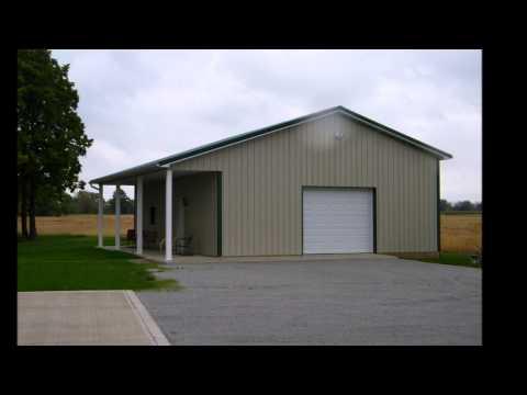USA Pole Barns Residential Barns