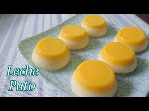 How to Cook Leche Puto | Puto Flan