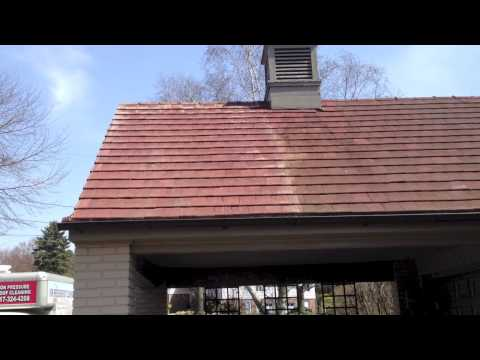 Non Pressure Tile Roof Demo In Lancaster, PA 17601