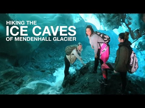 Hike the Ice Caves in Mendenhall Glacier | Juneau, AK