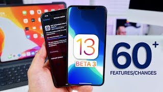 iOS 13 Beta 3! 60+ Features & Changes