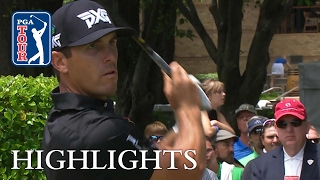 Billy Horschel extended highlights | Round 4 | AT&T Byron Nelson