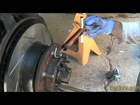 Front Brake Job Brakes Replacement How To 4x4 Toyota. Diy 1994 4runner Front Brake Job Incl New Rotors Wheel Bearings Part. Toyota. 1996 Toyota T100 4x4 Bearing Diagram At Scoala.co