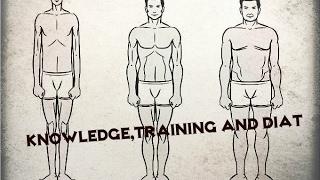 Body Type | ECTO-ENDO-MESO |  Trainig Plan &  Diat  In Bengali