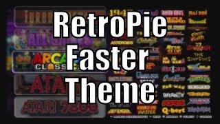 17 minutes) Retropie Theme Video - PlayKindle org
