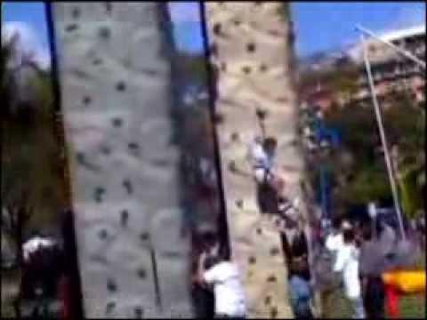 Portable Rock Climbing Walls 877-632-6444 Vertical Reality