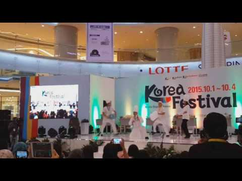 Short Nanta Show di Lotte Jakarta