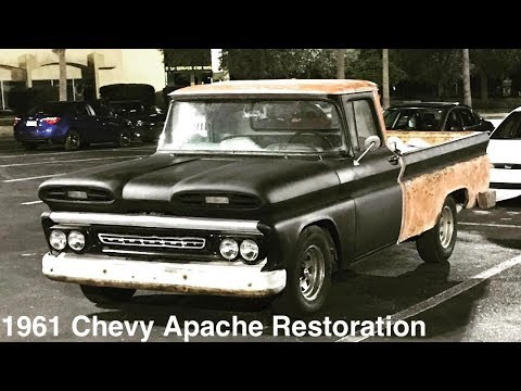 Introduction | 1961 Chevy Apache Restoration