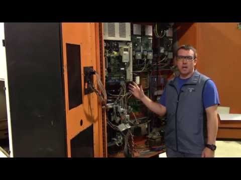 Procedure for Checking  Servo Motors and Cables at a Machine