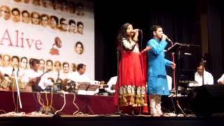 Chhupa Lo Yoon Dil Mein Pyaar Mera by Anupama Roy and Sagar Sawarkar