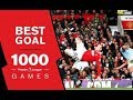 Manchester United 1000 PL Games Vote For Our Best GOAL For The Chance To Win Some Amazing Prizes