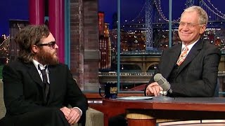 Top 10 Most Memorable David Letterman Moments