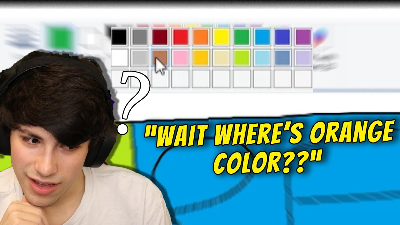 George Being Colorblind For 6 Minutes and 28 Seconds Part 2