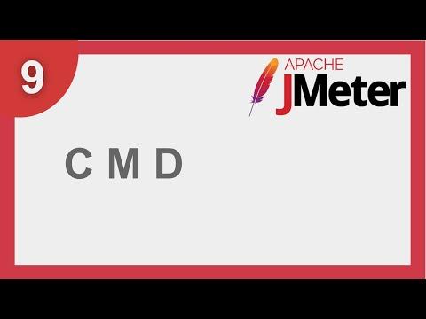 JMeter Beginner Tutorial 7 - How to run jmeter from Command Line (non GUI mode)
