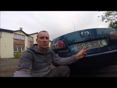 Mazda 6 Rear Brakes