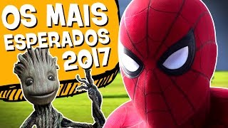 7 FILMES DE HERÓIS MAIS ESPERADOS DE 2017!