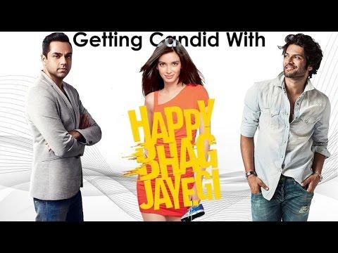 Getting Candid With Happy Bhaag Jayegi