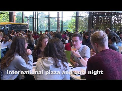 ISAT Welcomes International Students
