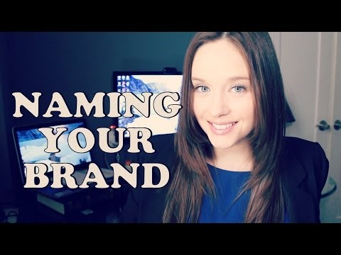 Naming Your Brand: Does it really matter?