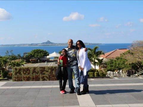 Family Trip To The Okinawa Churaumi Aquarium