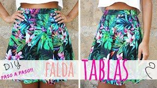DIY Tutoriales y patrones  Falda Midi Valentino - PlayItHub Largest ... 7337e738075c