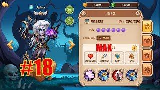 IDLE HEROES MOD - JUNE #17   JaQueen = Jahra + Queen   Kim