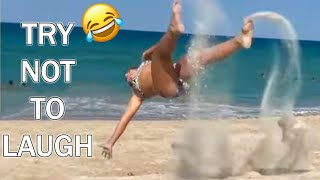 Try Not to Laugh Challenge! Funny Fails 2021 #5 😂 | Fails of the Week | Daily Dose of Laughter