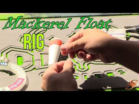How to Make a Super Effective Float Rig for Spanish Mackerel