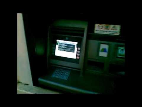 Lloyds TSB MS Windows powered ATM @ Folkestone