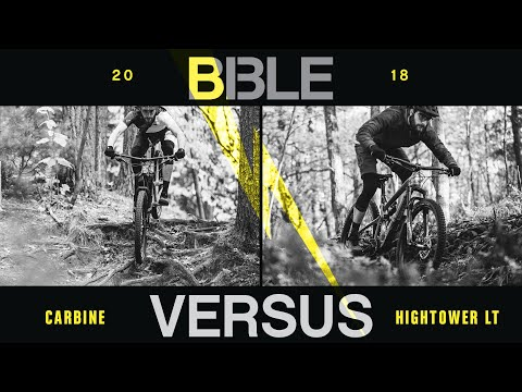 Intense Carbine VS. Santa Cruz Hightower LT - 2018 Bible of Bike Tests