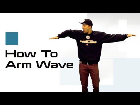 ARM WAVE TUTORIAL |  How To Dance: Waving w/ Matt Steffanina