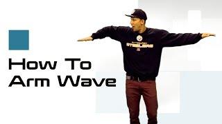 Download ARM WAVE TUTORIAL   How To Dance: Waving w/ Matt Steffanina   DANCE TUTORIALS LIVE Video