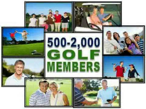 Golf Course Consultant - MMC® Golf Financial Freedom